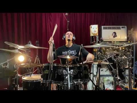WARBRINGER - Crushed Beneath The Tracks (Drum Playthrough) | Napalm Records