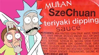 Rick And Morty Szechuan Sauce Explained...