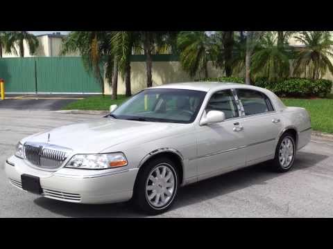 Lincoln Towncar On 24s New Front Videomoviles Com