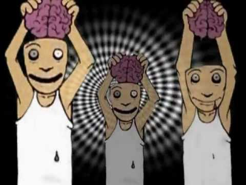 "LOBOTOMIE GLOBALE/ DEMONOCRATIE CANIBALE-Rap conscient ///Komrad BBK ""Blanc-Bec"""