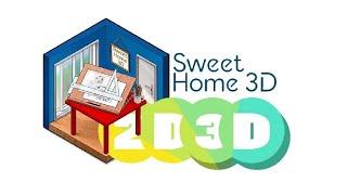 Teken in 3D je droomhuis met Sweet Home 3D.