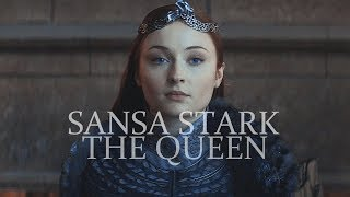 sansa stark | the queen (8x06)