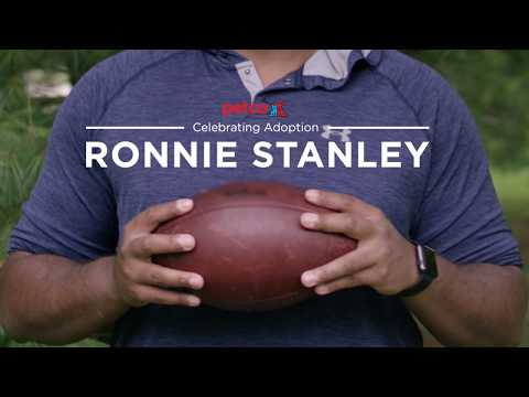 Ronnie Stanley - Think Adoption First (Petco)