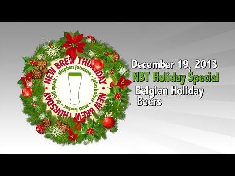 Dec 19 : Belgian Holiday Beers