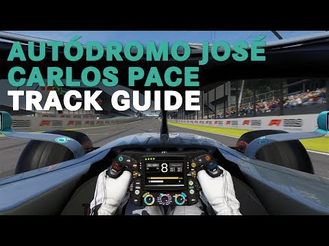 How to Ace a Lap of Interlagos!