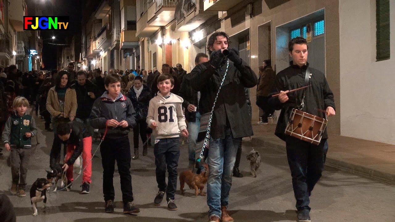 Pasacalle Sant Antoni 2015 - La Vilavella