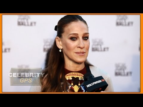 Sarah Jessica Parker's theory for SATC is mind blowing - Hollywood TV