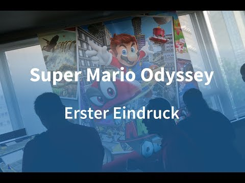 Super Mario Odyssey angespielt: Erster Eindruck und Gameplay