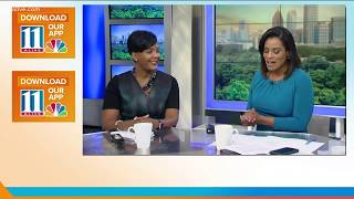 Keisha Lance Bottoms speaks after earning runoff for Atlanta mayor's race