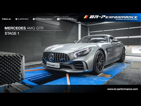 Mercedes AMG GTR / Stage 1 By BR-Performance