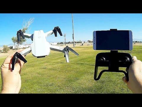 KFPLAN KF609 Teng Great Learn to Fly Drone Flight Test Review