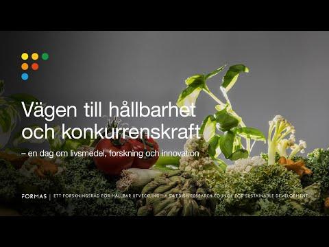 Vägen till hållbarhet och konkurrenskraft – en dag om livsmedel, forskning och innovation