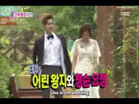 We Got Married Taemin & Naeun Wedding FANVID MV