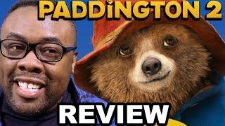 PADDINGTON 1 & 2 Movie Review - A Good Reboot?? (Black Nerd)