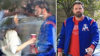 Ben Affleck And Jennifer Garner Looking Happy Together Amid Reports They're Reuniting