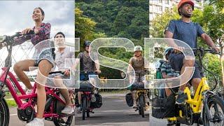 Tern GSD : le vélo-cargo électrique ultra-polyvalent