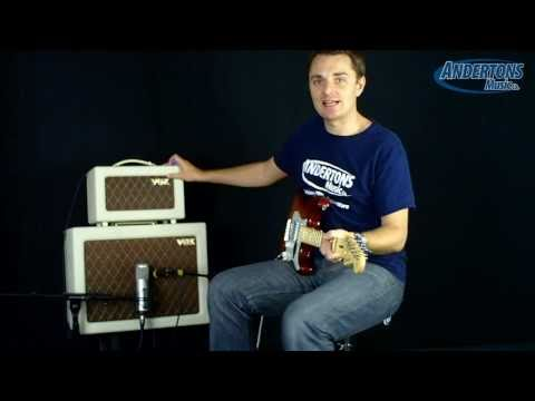 Vox AC4 Stack Demo