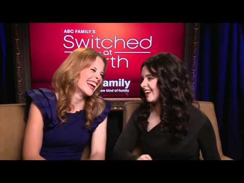 Katie Leclerc & Vanessa Marano Talk 'Switched At Birth' New ...