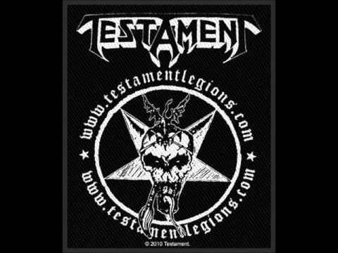 Testament - Electric Crown, Sins Of Omission [LIVE - HQ Music Video]