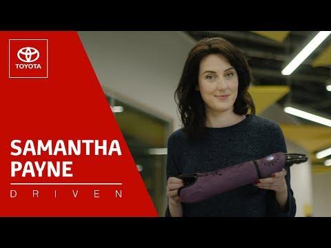 Samantha Payne | Toyota Driven