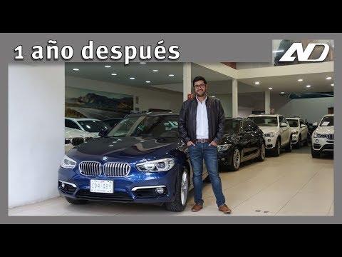 """BMW Serie 1 - Un año después ¿Qué tal me salió mi coche"""" Retro reseña"""
