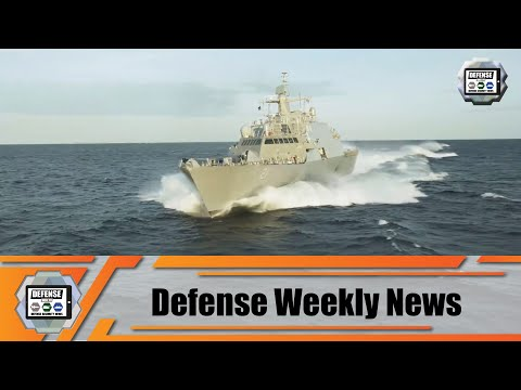 Defense security news TV weekly navy army air forces industry military equipment August 2020 Video 4