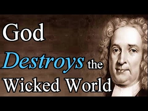 God Destroys the Wicked World / Genesis 5 - Matthew Henry Bible Commentary