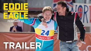 Hugh Jackman pomaže Orlu Eddieju poletjeti!