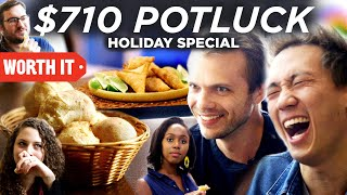 $710 Potluck Dinner • Holiday Special Part 1