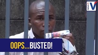 WATCH: Caught in the act - Jhb break-in gone wrong