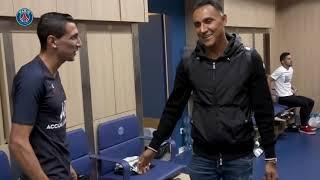 Keylor Navas en el PSG: Así fue su primer entrenamiento