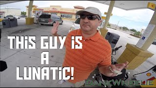 Road Rage - Guy Picks A Fight For No Reason