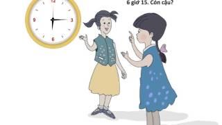 Tiếng Việt Vui - Quyển 1 - Bài 3
