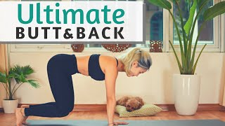 💚 Ultimate Butt & Back Pilates   30 Minute At Home Workout