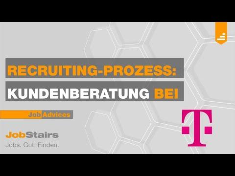 Recruiting Video Telekom Service Center Technik und Inbound