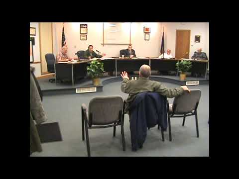 Rouses Point Village Board Meeting  11-16-09