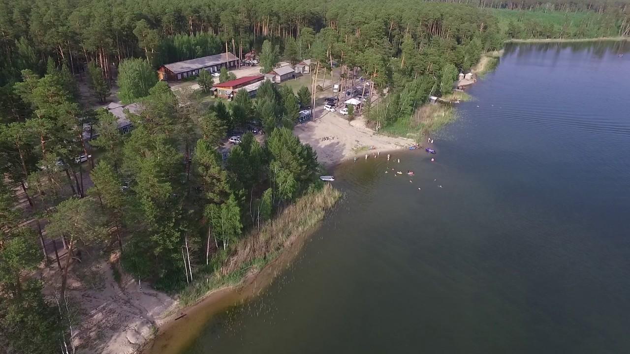 Рыбалка на озере маслеево