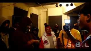 SPITTAZ BATTLE LEAGUE: PGOTTI VS BARZZ McVAY/ OBLIVION