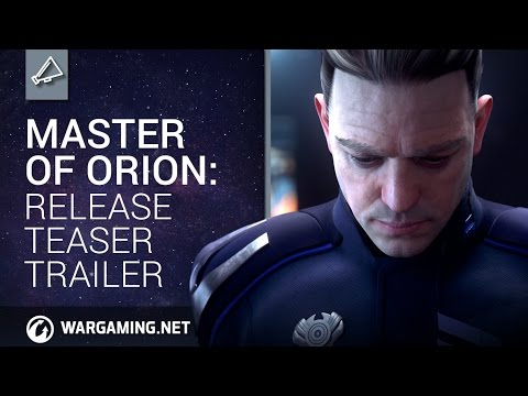Master of Orion from WG Labs - Release Teaser Trailer