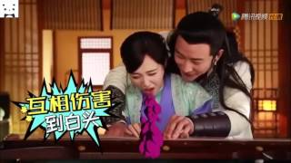 ( VietsubHD) Tổng hợp hậu trường hài hước nhất -  Cẩm Tú Vị Vương   (Tập 1 đến Tập 44)