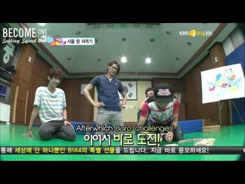 [B1SS] 120817 Hello Baby Season 6 with B1A4 - Episode 4 (1/4)