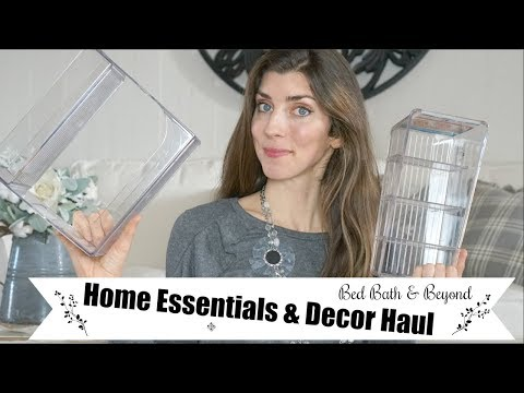 Home Necessities Haul | Organization & Decor | Momma From scratch