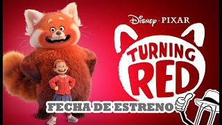TURNING RED LA NUEVA PELICULA DE PIXAR