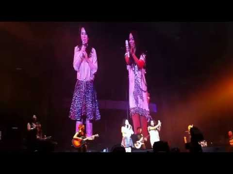 張惠妹 A-Mei AMeiZING 新加坡演唱會 黃鶯鶯 哭砂 (原版)