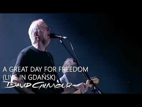 A Great Day for Freedom (Live)