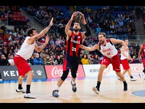 Bilbao Basket vs Baskonia Vitoria Gasteiz