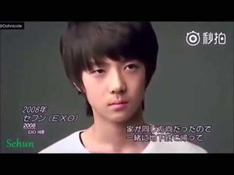 Kpop Pre Debut Videos: Pt.1 EXO pre debut compilation.