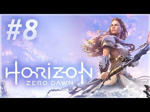 Horizon Zero Dawn (2017) Gameplay Walkthrough   Part 8 [PS4 1080p]
