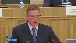 Александр Бурков обсудил с представителями ветеранского движения пути исполнения «майских указов» президента