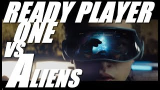 Ready Player One Vs Aliens